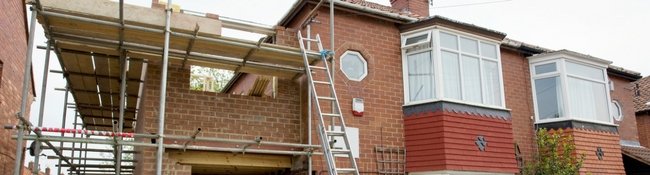 Extensions and Loft Conversions - Hyde Building